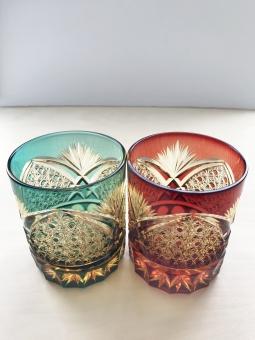還暦祝い ガラス